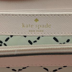 Kate Spade Spencer Zip-Around Continental Wallet